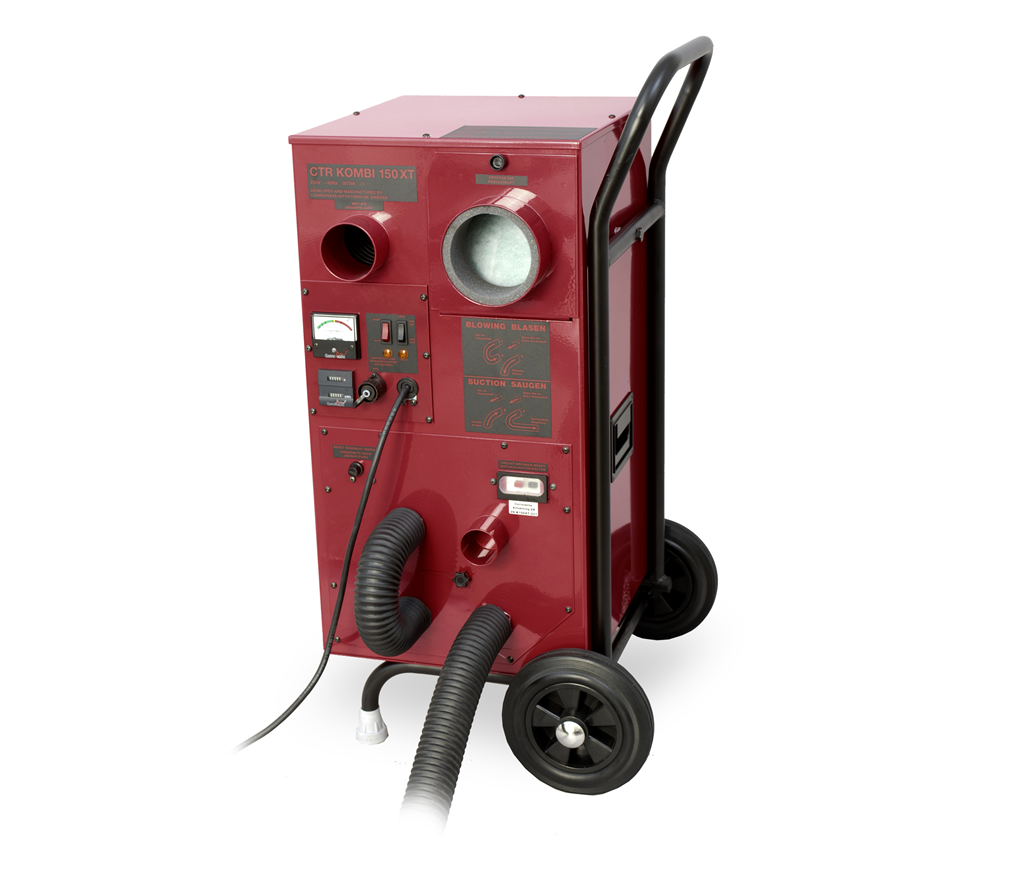 Corroventa CTR K150XT combi dehumidifier