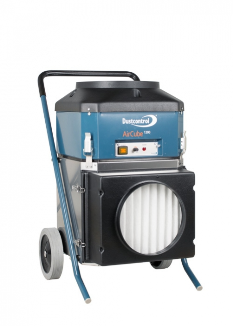 DCAC1200 Industial / construction dust air cleaner for hire £120.00 per week ex carriage  & vat.