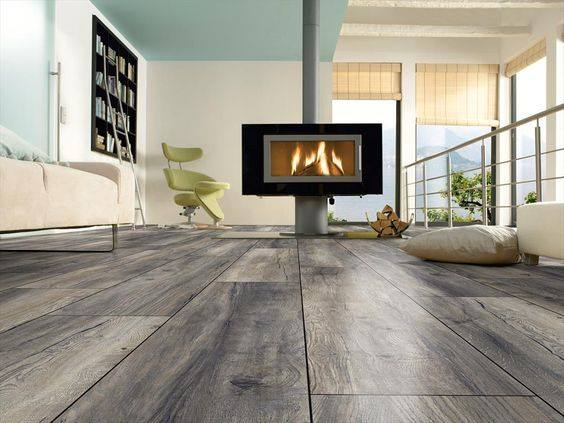 Harbour Oak Grey Flooring Gallery Image