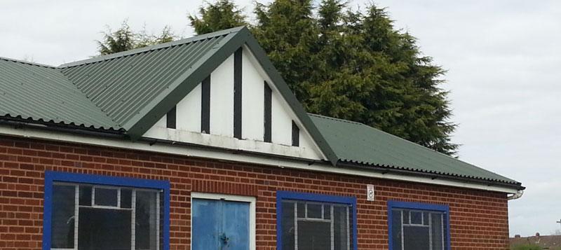Tinman Steels Ltd Tamworth Z Purlins Zpurlins Tile