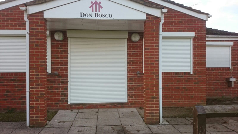 Specialists In Car Park Roller Shutters Security Roller
