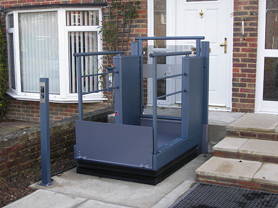 Low Rise Platform Lift Gallery Image
