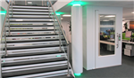 Platform Lift in Office Environment Gallery Thumbnail