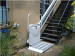 Inclined Stair Lift  Gallery Thumbnail