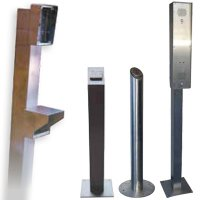CDVI Mounting Posts Gallery Image