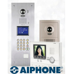 Aiphone door entry Gallery Image