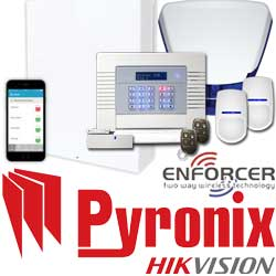 Pyronix HikVision Intruder Gallery Image