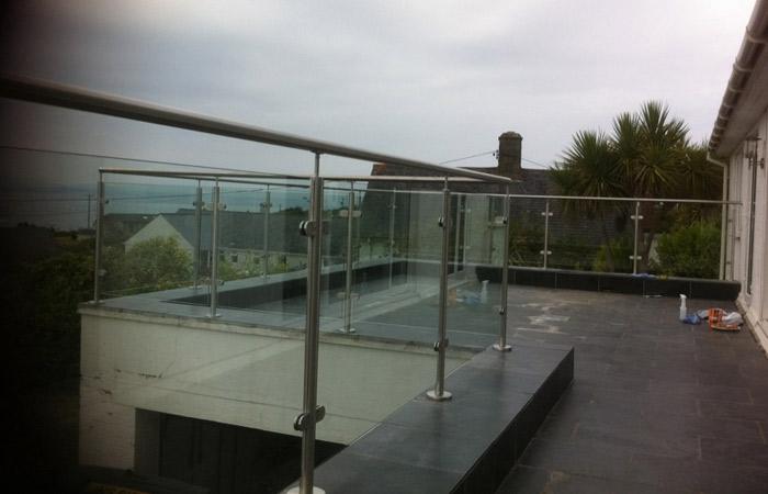 Glass And Steel Balustrades Midlands
