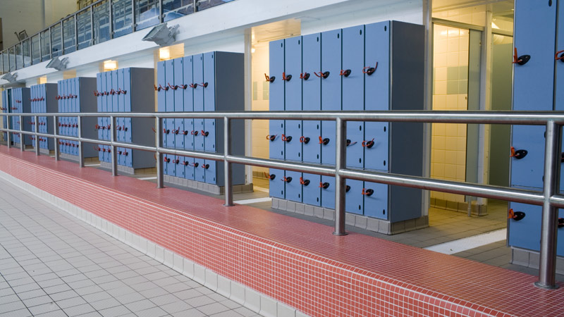 Leisure lockers for wet areas Gallery Image