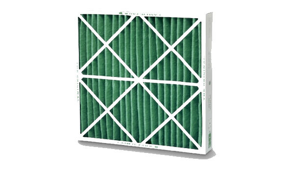 Panel filters are used as the first stage of filtration. Used in HVAC systems Gallery Image