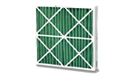Panel filters are used as the first stage of filtration. Used in HVAC systems Gallery Thumbnail