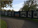 Zoo Construction hoarding graphics for development and building companies and private developments Gallery Thumbnail