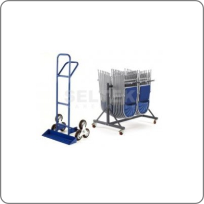 Chair and Table Trolleys Gallery Image