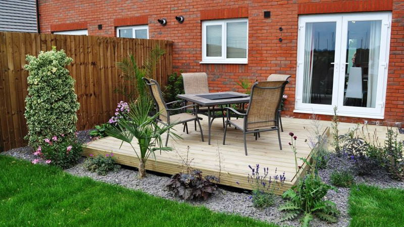 Commercial landscape contracting honiton landscape for Create landscaping ltd