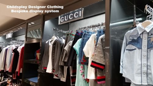 Childsplay Designer clothing store London Gallery Image