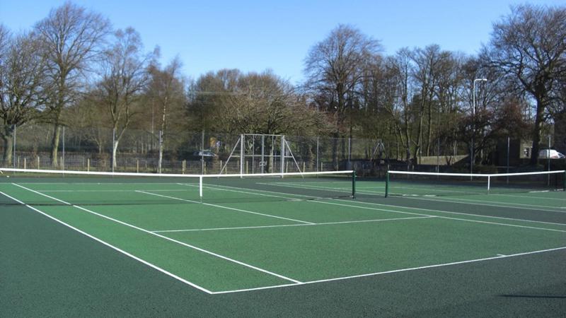 Multisport Surfaces Ltd Chichester Tennis Court