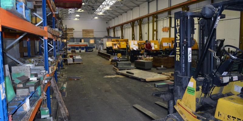 Steel Express Wolverhampton Steel Stockholders