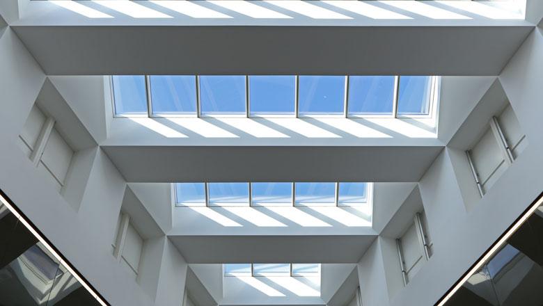 Roofglaze Ltd St Neots Rooflights Skylights Flat