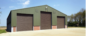 Working with agricultural agents, Marrison Agriculture Ltd, for a new Grain Store at Stalham in Norfolk. Gallery Image