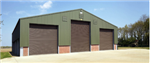 Working with agricultural agents, Marrison Agriculture Ltd, for a new Grain Store at Stalham in Norfolk. Gallery Thumbnail