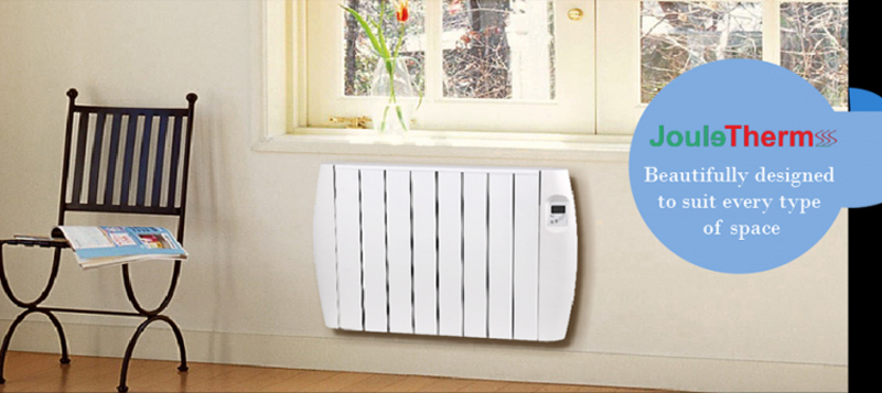 Jouletherm best electric radiator economic electric for Electric heating systems homes
