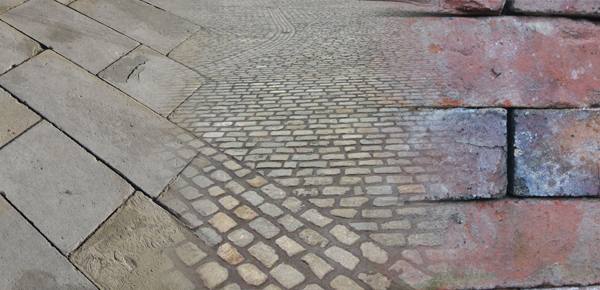 Reclaimed Paving Materials Gallery Image