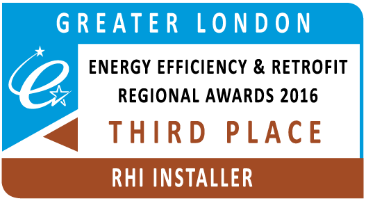 RHI Installer of the Year 2016 Third Place - Greater London Gallery Image