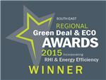 RHI Installer of the Year 2015 Winner - South East Gallery Thumbnail