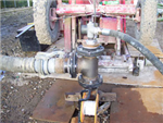 Airlift - borehole maintenance Gallery Thumbnail