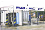 H.D. Services constructed a water supply borehole to feed this car wash Gallery Thumbnail