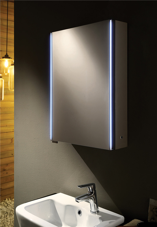LED Cabinet Mirror  Gallery Image