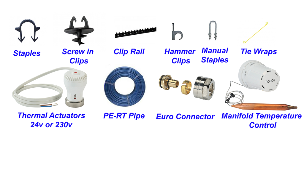 Robot Fixings, Pipe & Spares Gallery Image