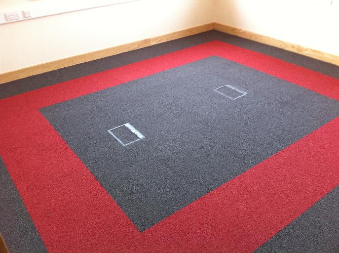 HEUGA CARPET TILES Gallery Image