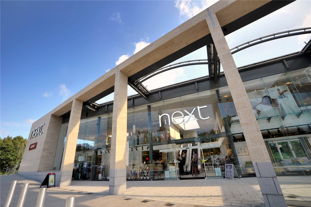 Hedge End - £12m construction of a three-storey extensively clad limestone, granite and glazed retail unit together with external works and drainage Gallery Image