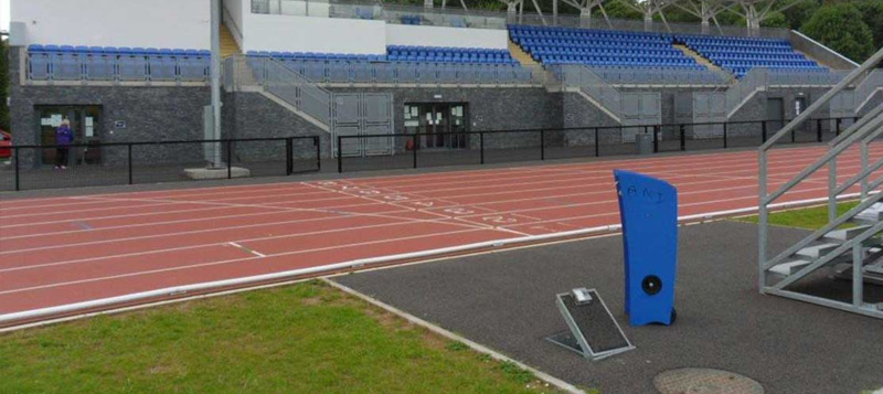 Flip Lid Unit at Mary Peters Running Track, Belfast Gallery Image