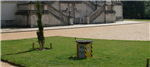 Pop Up Power Unit providing a safe and secure outdoor power source for Chiswick House Gallery Thumbnail