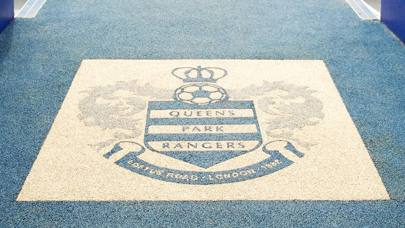 Logo Within Pitch Side Surfacing Gallery Image