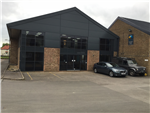 Industrial unit after conversion to new offices Gallery Thumbnail