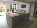 New open plan kitchen with dining area extension Gallery Thumbnail