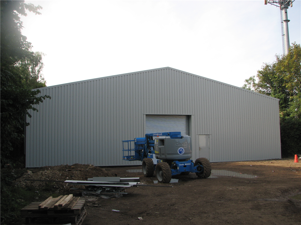 Steel Building Contractors And Fit Out Professionals