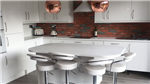 Premier Red & Grey Brick Slips - Used For A Kitchen Splashback. Gallery Thumbnail