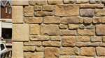 Golden Sandstone Cast Stone Cladding - Used Externally Gallery Thumbnail