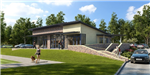 Civil and structural design for the Gloucestershire FA, for GSH Architects Gallery Thumbnail