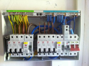 Fuse Board Re-Wiring Gallery Image