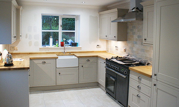 Kitchen in Haslemere Gallery Image