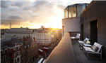 London Hotel Terrace cladding and copings Gallery Thumbnail