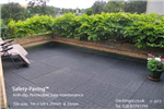 non slip balcony  - Safety Paving - roof terrace -Scotland Gallery Thumbnail