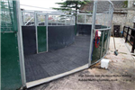 Horse walker  Matting - rubber matting systems Gallery Thumbnail