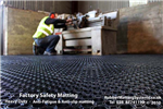 anti  fatigue matting - rubber matting systems Gallery Thumbnail
