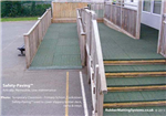commercial anti slip -  safety paving -Cookstown Primary School Gallery Thumbnail